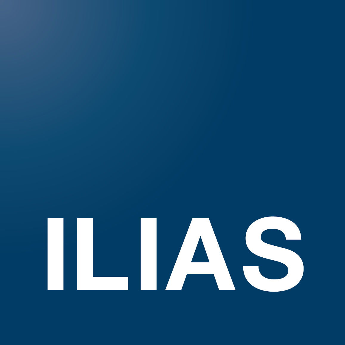 ILIAS - The Open Source Learning Management System